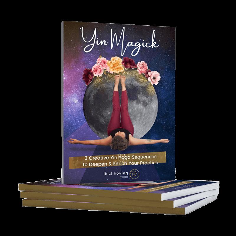 Yin Magick E-book mockup